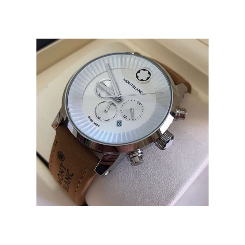 150e3b56931 Mont Blanc (MB 25) Time Walker